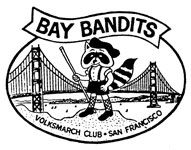 Bay Bandits Volksmarch Club