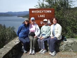 Diana, Leslie, Sue, and Holly